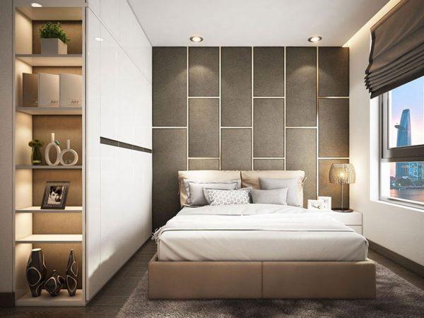 phòng ngủ chung cư đẹp - nội thất phòng ngủ đẹp