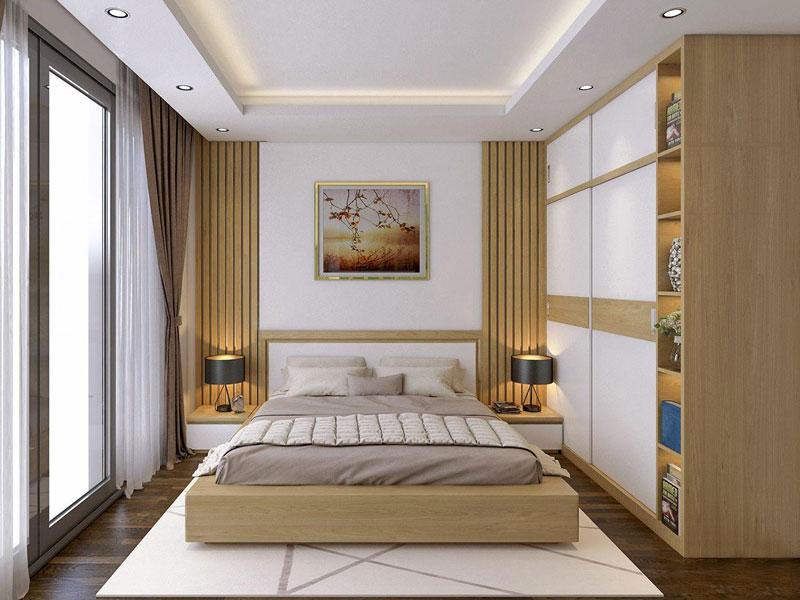 Đóng đồ gỗ nội thất theo yêu cầu: Tủ quần áo, Giường ngủ