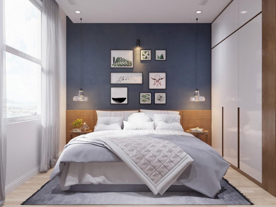phòng ngủ chung cư đẹp