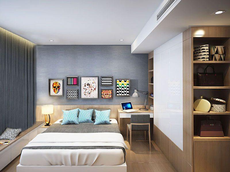 combo nội thất phòng ngủ hiện đại đẹp giá rẻ tphcm