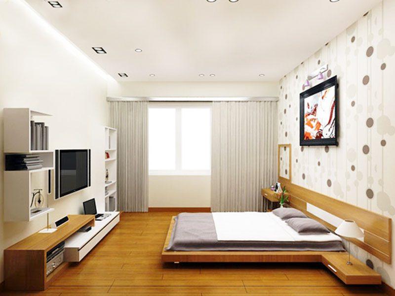 trọn bộ phòng ngủ kiểu nhật, giường ngủ kiểu nhật