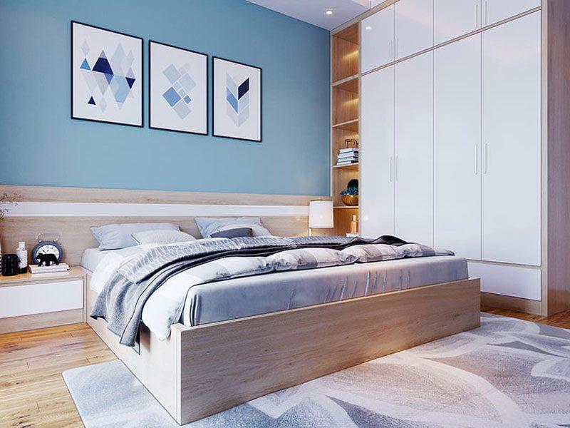 bộ nội thất phòng ngủ hiện đại đẹp giá rẻ tphcm
