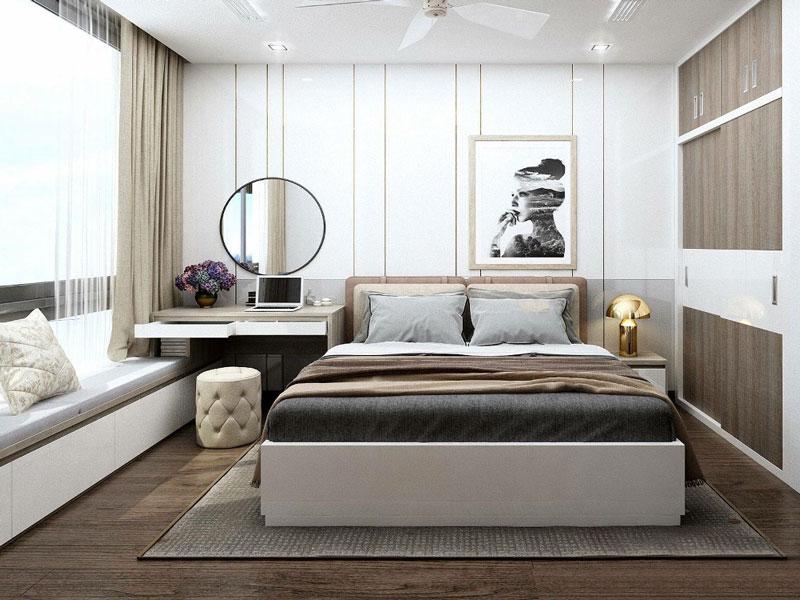trọn bộ nội thất phòng ngủ gỗ công nghiệp đẹp giá rẻ tphcm