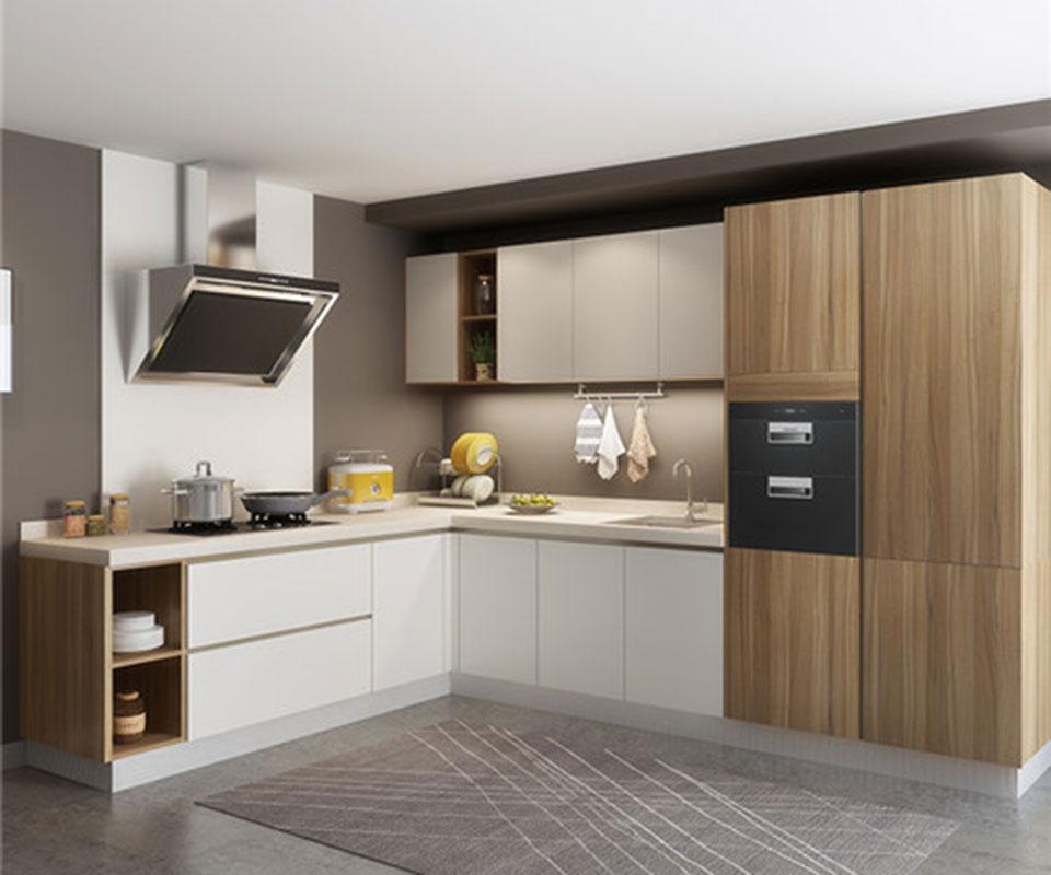 tủ bếp cao cấp chống nước