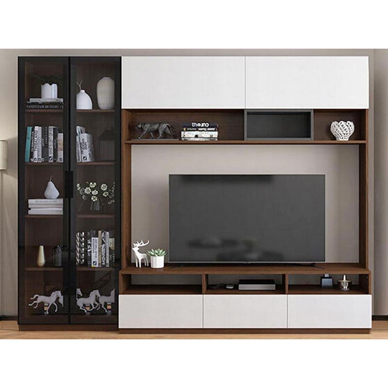 Tủ tivi phòng khách hiện đại đẹp giá rẻ tphcm
