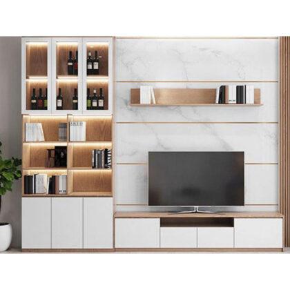 Tủ tivi phòng khách hiện đại giá rẻ tphcm