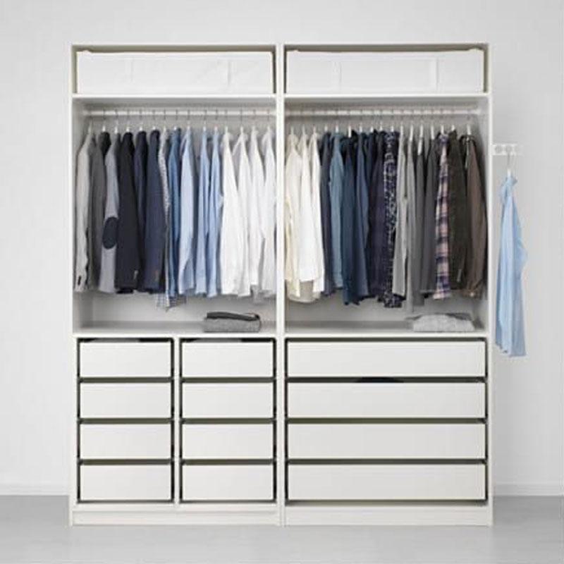 Tủ quần áo nhỏ đẹp giá rẻ tphcm